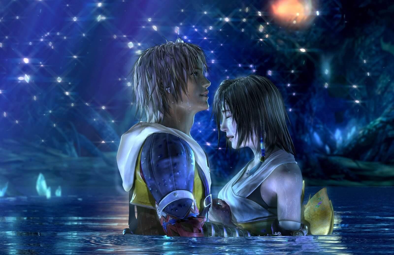Se desvelan nuevos detalles del desarrollo de Final Fantasy X