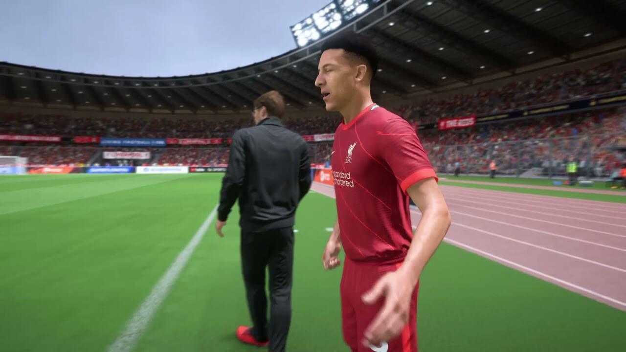 FIFA 22 muestra novedades de su Modo Carrera: ¡Podrás salir del banquillo!