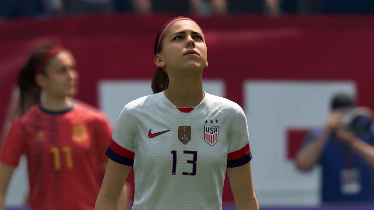 FIFA 22 admitirá la creación de jugadoras en el modo Clubes Pro