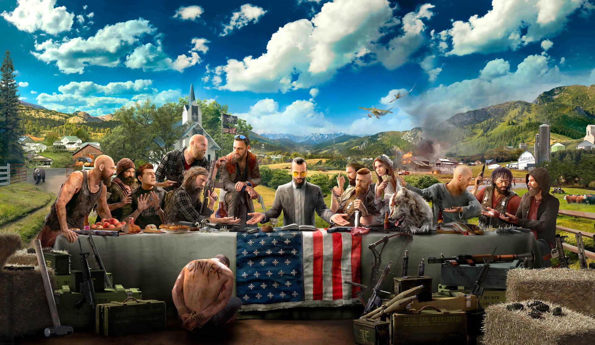 Far Cry 5 será GRATIS hasta el 9 de agosto en todas las plataformas