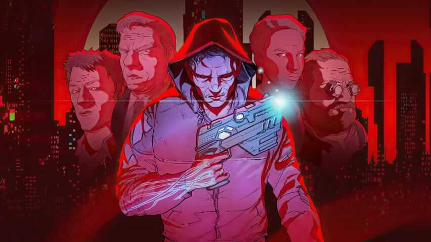 El shooter cyberpunk Foreclosed ya está disponible en físico para PS5 y PS4