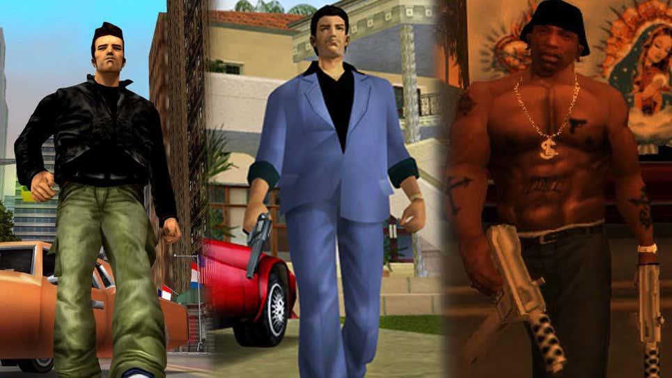 La trilogía remasterizada de GTA saldría en 2022, según un insider
