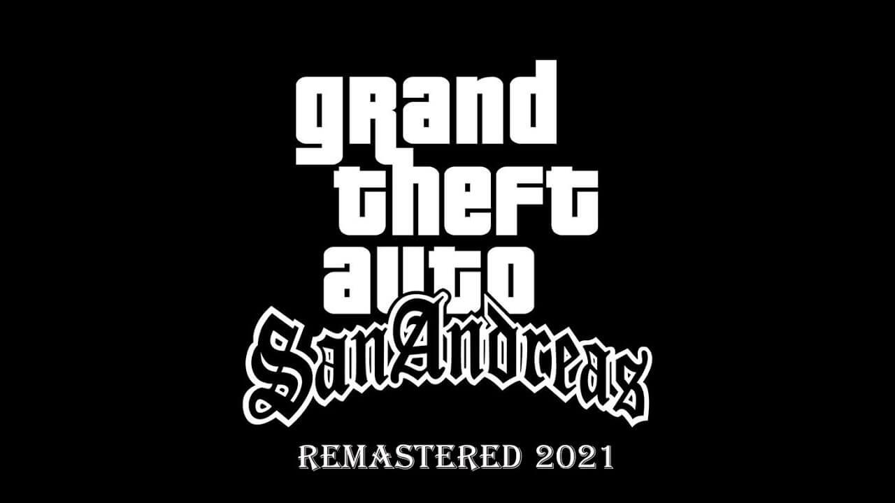 ¿Cómo luciría un remaster de GTA San Andreas? Este mod te lo muestra