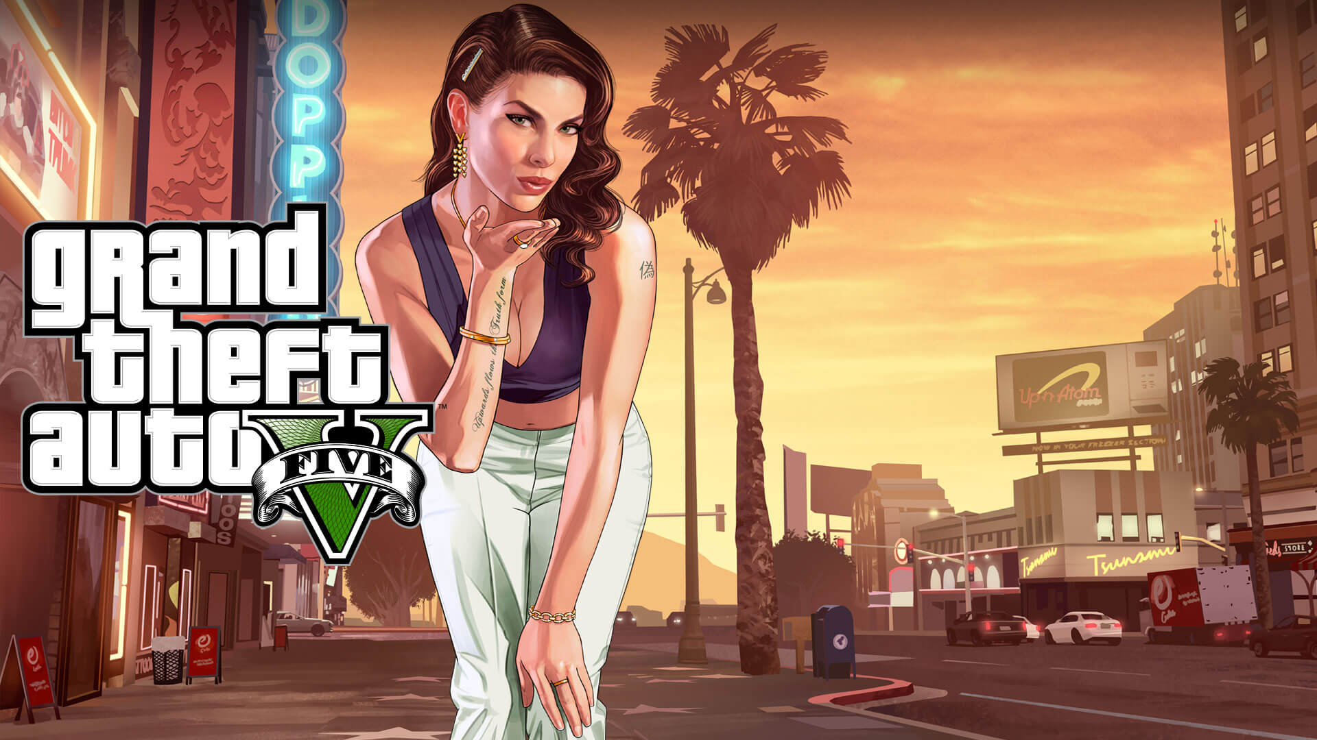 GTA V correrá a 4K y 60 FPS en PS5, según PlayStation Alemania