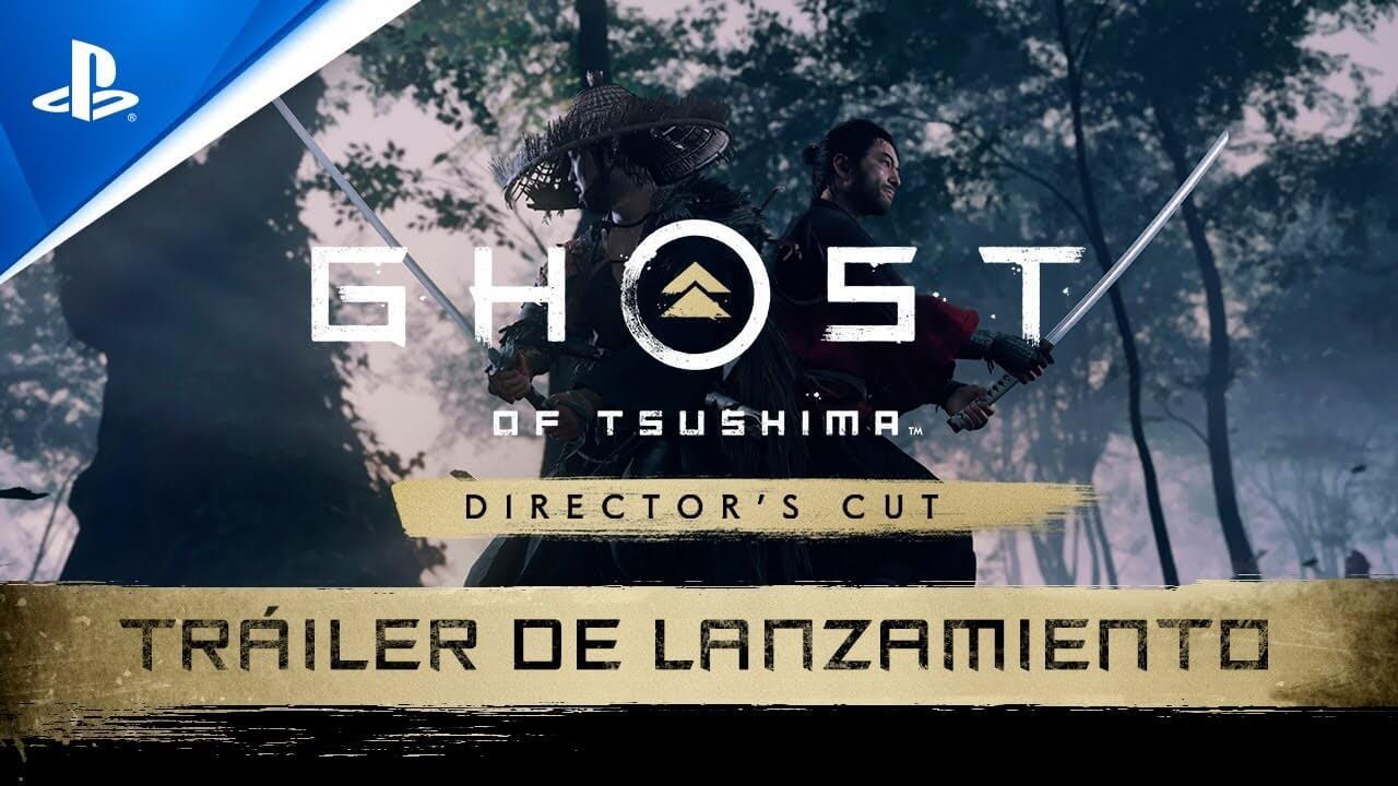 Ghost of Tsushima Director's Cut estrena su tráiler de lanzamiento