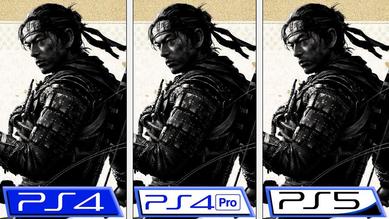 ¿Cómo luce Ghost of Tsushima Director's Cut en PS4 y PS5? Esta comparativa lo muestra todo