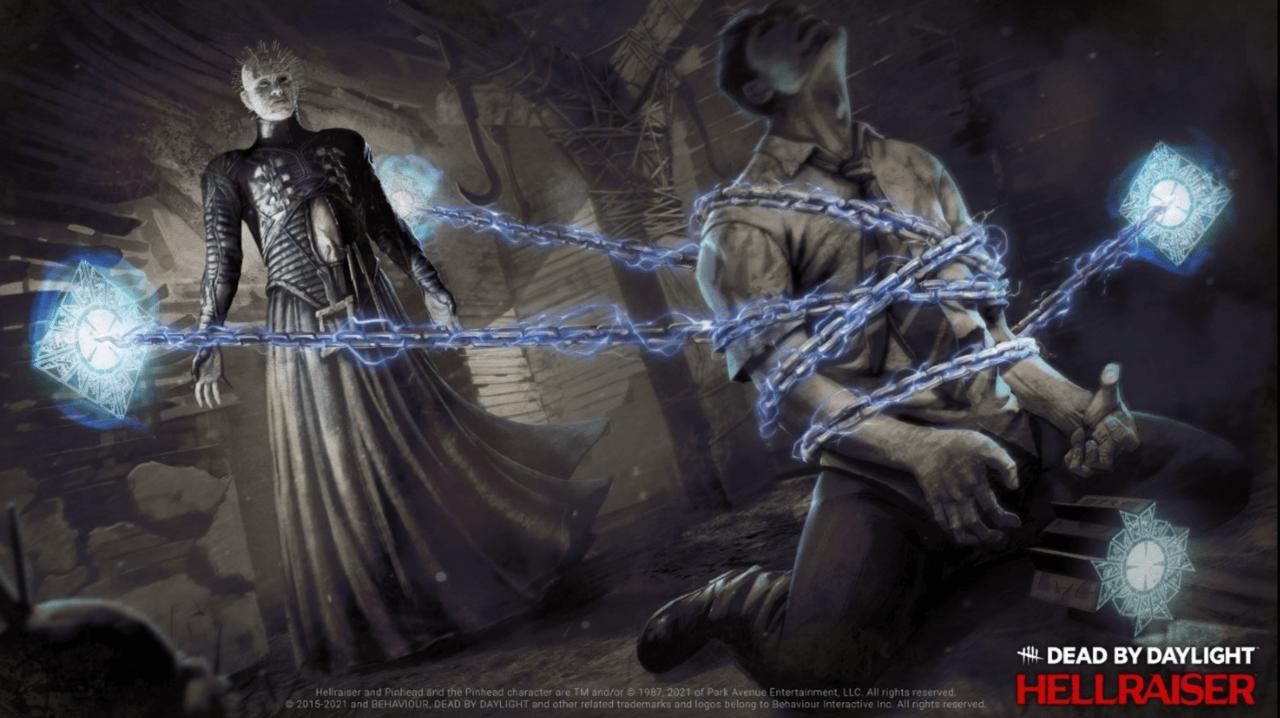 Dead by Daylight confirma que Pinhead de Hellraiser es el nuevo Killer