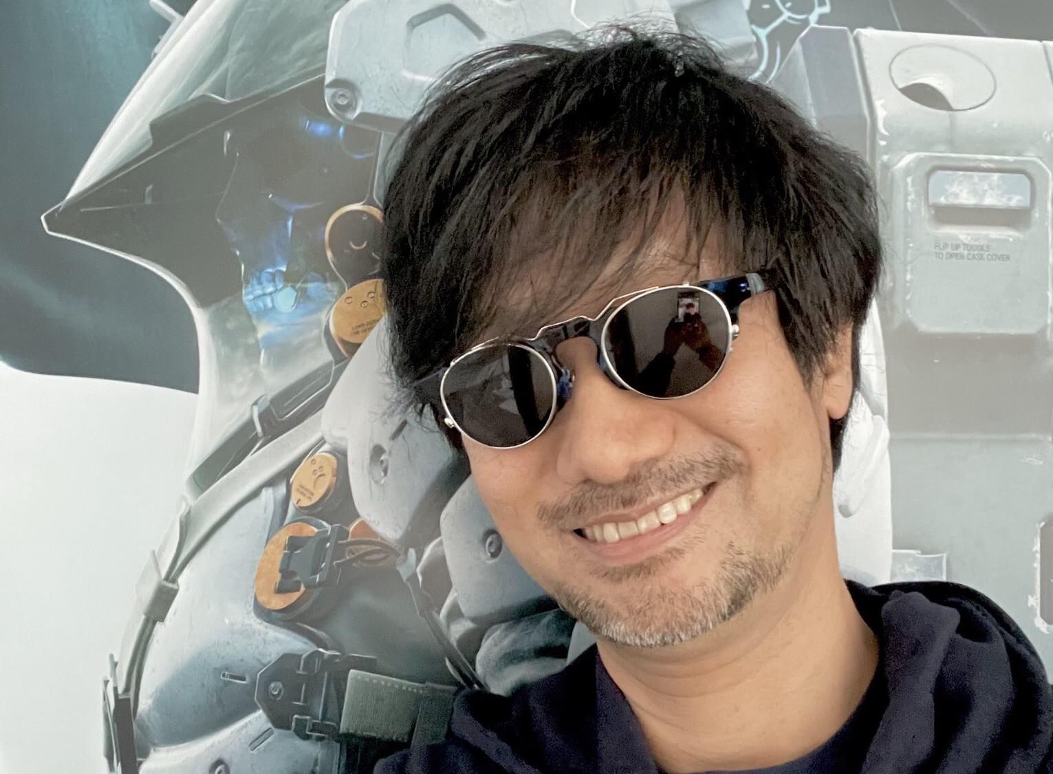 """Kojima tras cumplir 58 años: """"Seguiré creando hasta que mi cerebro pierda su poder creativo"""""""