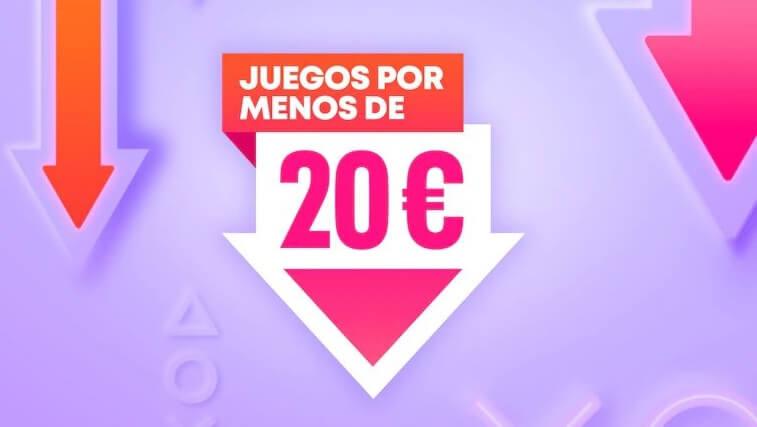 Llega una nueva oleada de juegos por menos de 20 euros a PS Store
