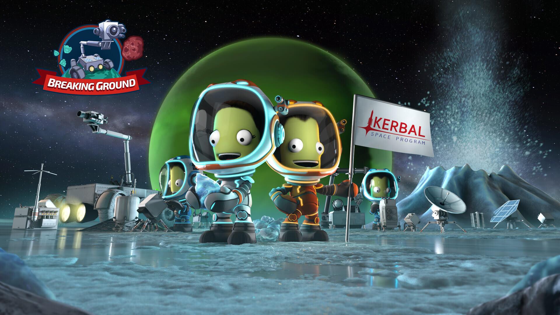 Kerbal Space Program dejará de recibir nuevo contenido tras 10 años