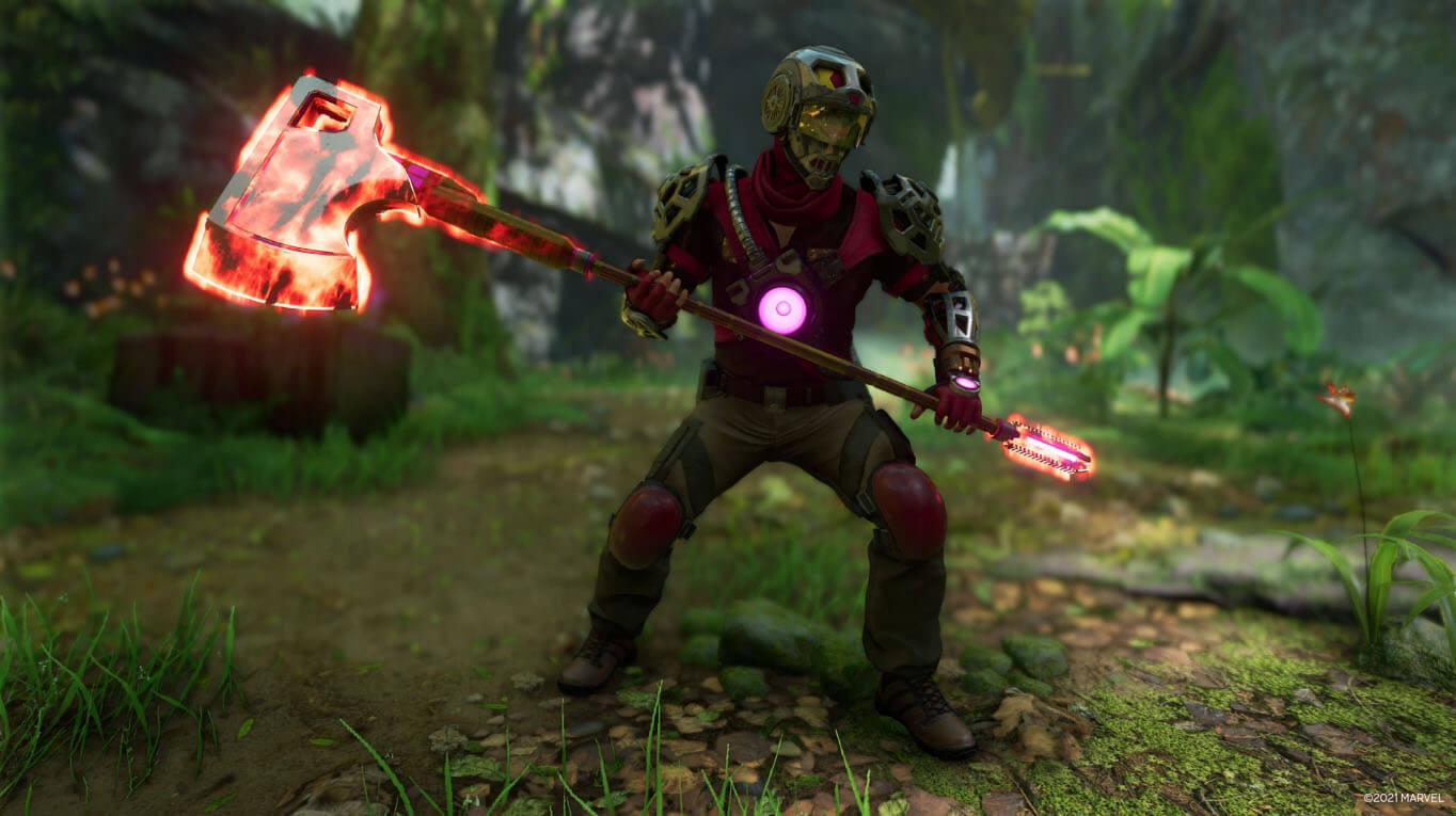 Marvel's Avengers presenta una nueva facción enemiga del DLC gratuito War for Wakanda