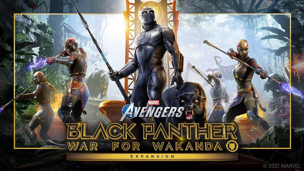 Marvel's Avengers   El DLC gratuito de Black Panther ya está disponible