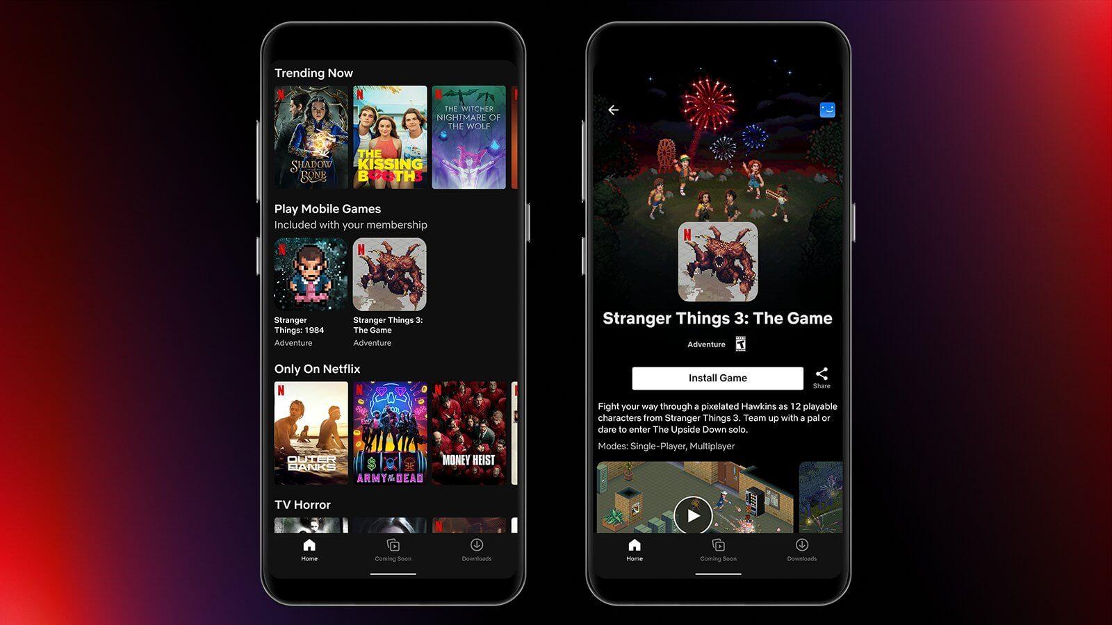 Netflix ya estrenó sus dos primeros juegos; están en fase de pruebas