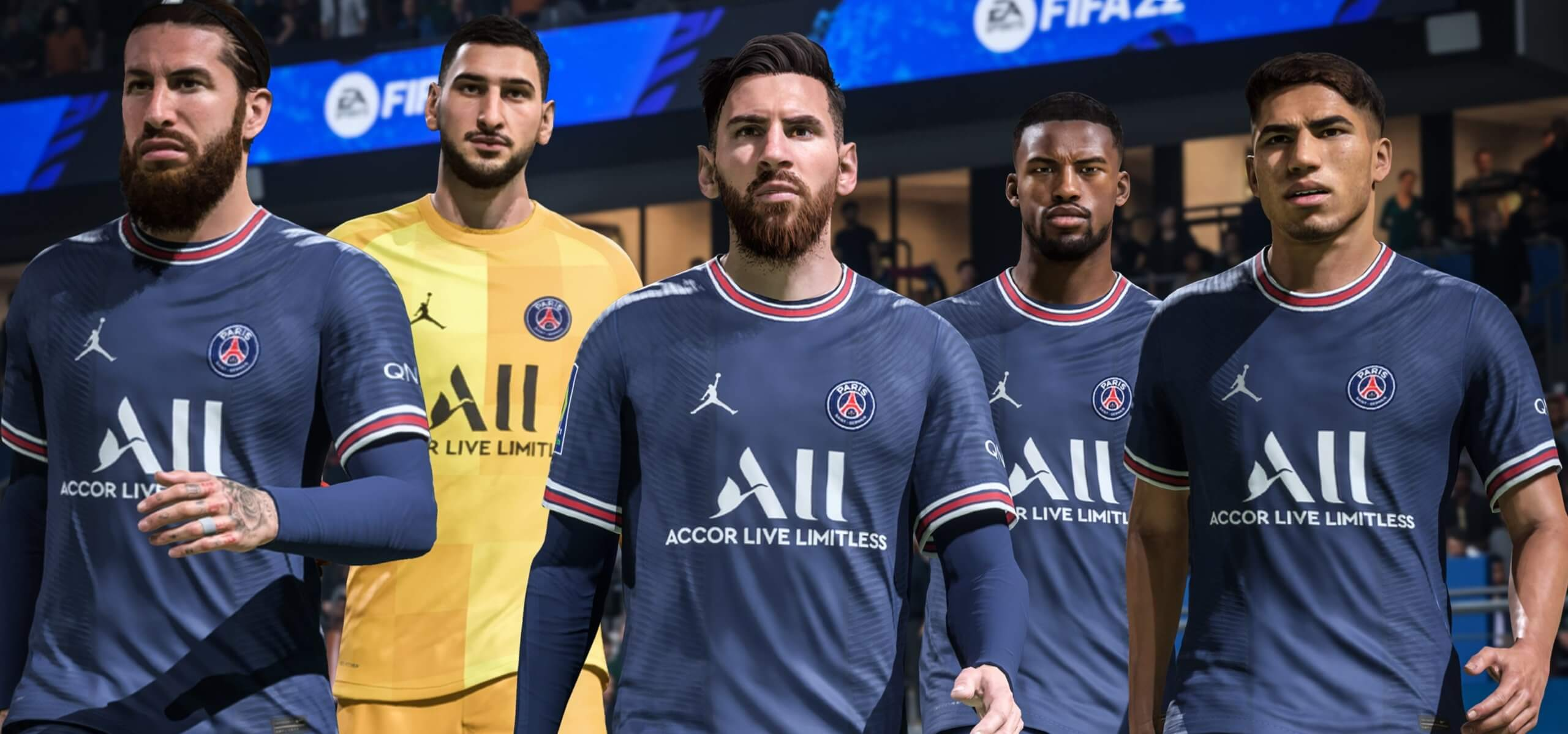 ¿El PSG tendrá seis estrellas en FIFA 22? EA Sports bromea con ello
