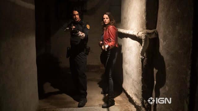 La película Resident Evil: Welcome to Raccoon City muestra sus primeras imágenes