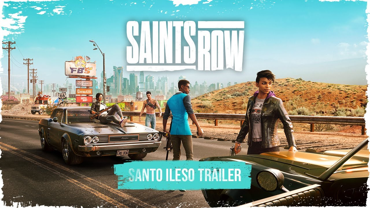 Saints Row muestra la ciudad de Santo Ileso, su gameplay y más en su nuevo tráiler