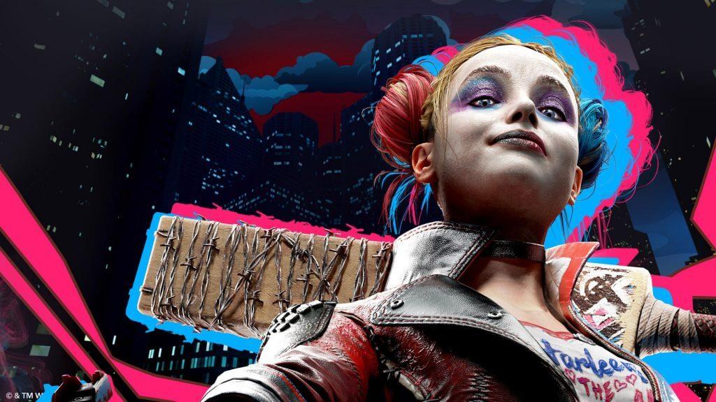 Suicide Squad: Kill the Justice League ha desvelado su key art