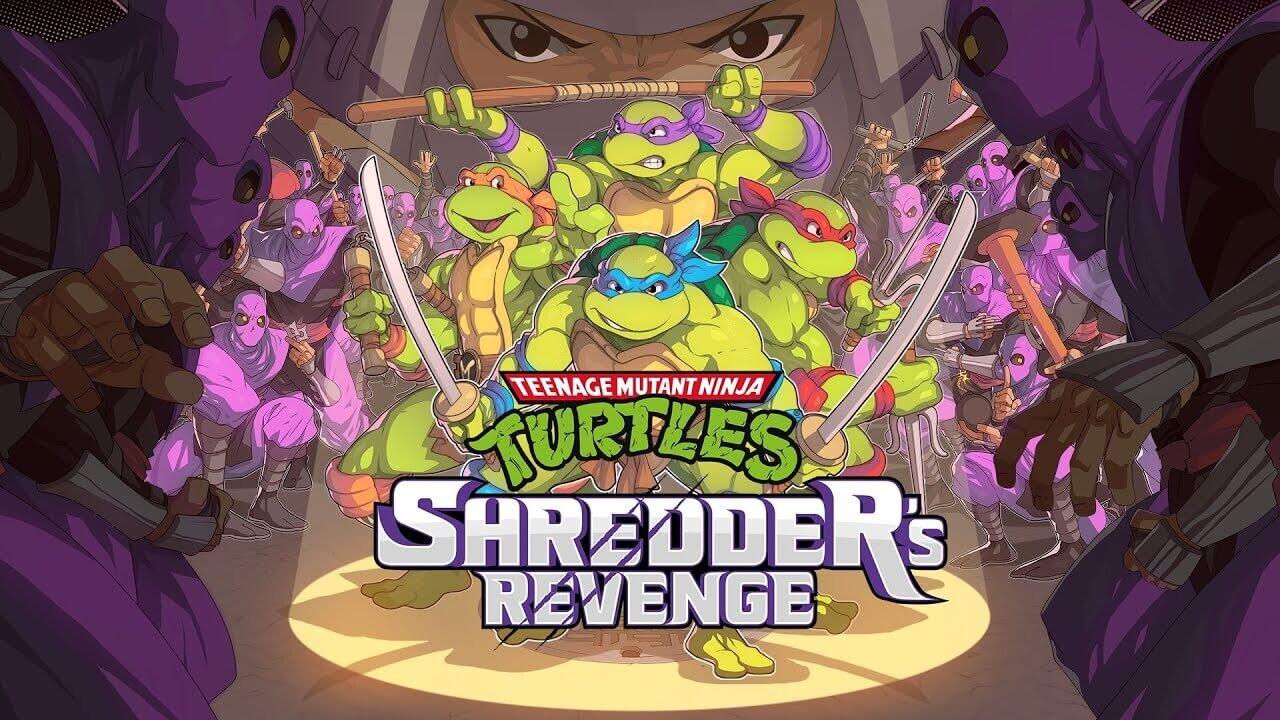 TMNT: Shredder's Revenge revelará novedades en la ONL de la Gamescom 2021