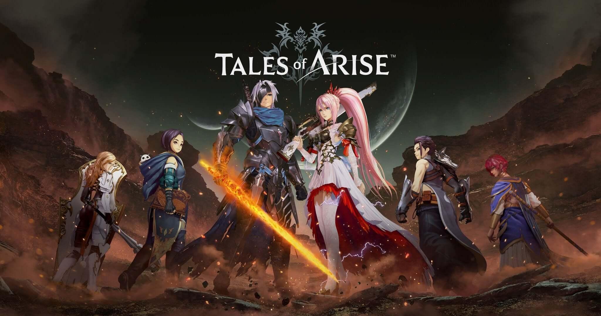Tales of Arise pesa 20 GB menos en PS5 por la compresión de la consola
