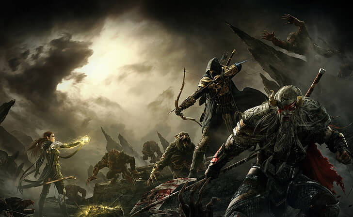 The Elder Scrolls Online se puede descargar GRATIS hasta el 30 de agosto