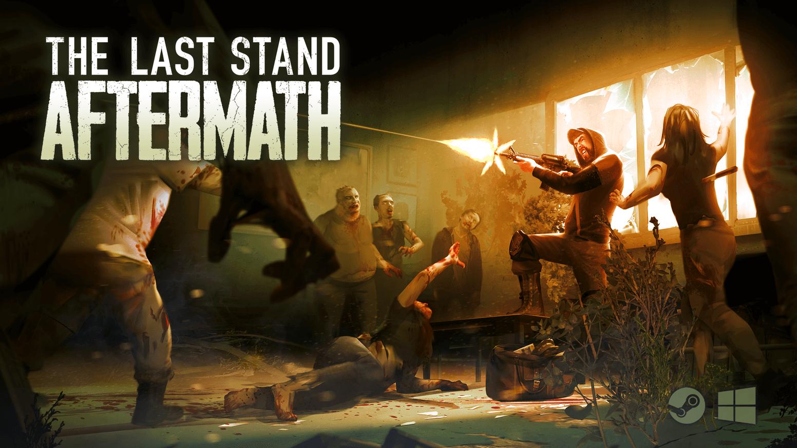 La supervivencia de The Last Stand: Aftermath llegará en físico a PS5 y PS4 en octubre