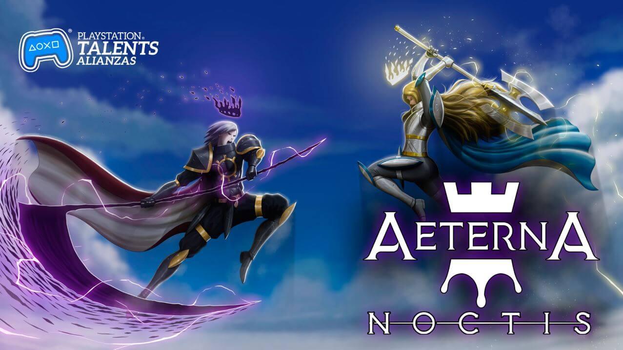 El metroidvania español Aeterna Noctis deslumbra con un nuevo gameplay
