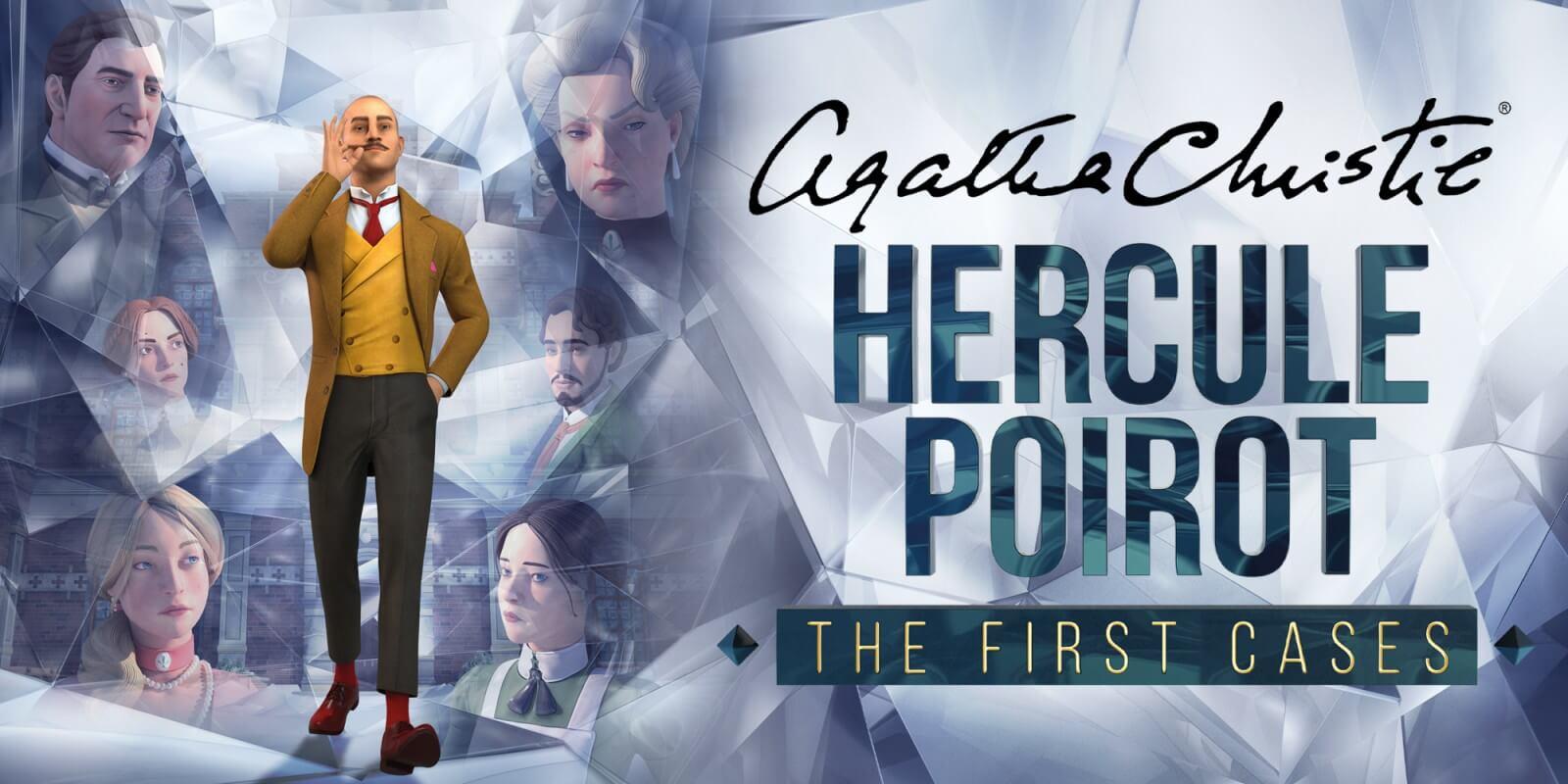 El misterio de Agatha Christie – Hercule Poirot: The First Cases ya llegó a PS4