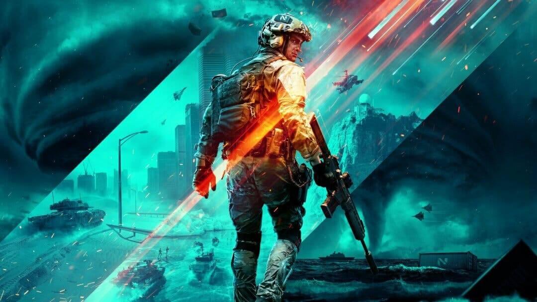 La beta abierta de Battlefield 2042 ya está disponible en PS5 y PS4