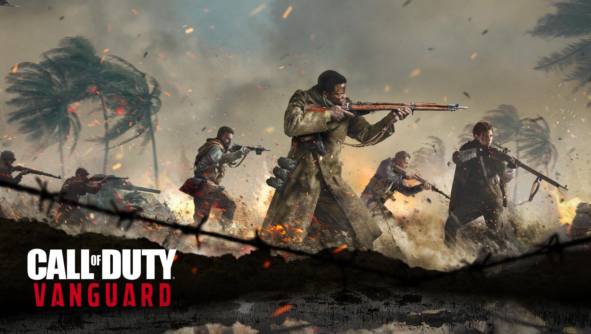 Call of Duty Vanguard incluirá dos mapas de World at War