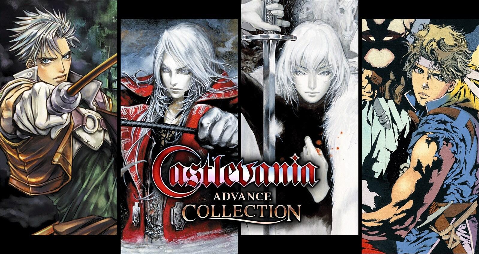 Castlevania Advance Collection ya está disponible en PS4