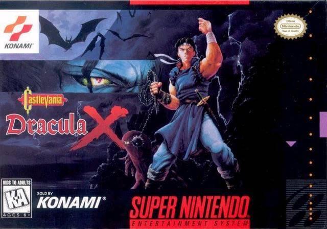 Castlevania Advance Collection también incluiría Dracula X