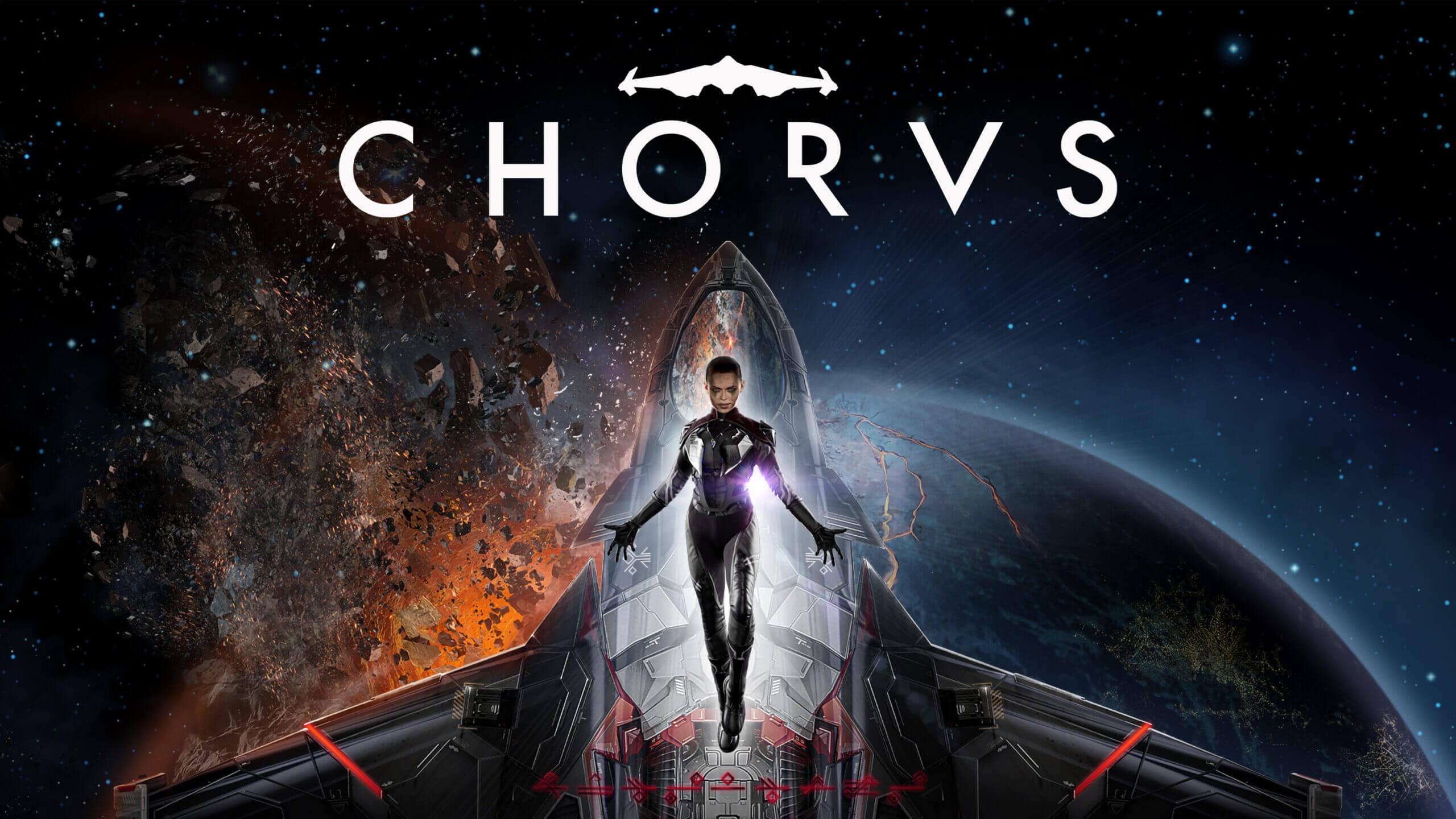 Así es Chorus, nuevo juego de naves que llegará en diciembre