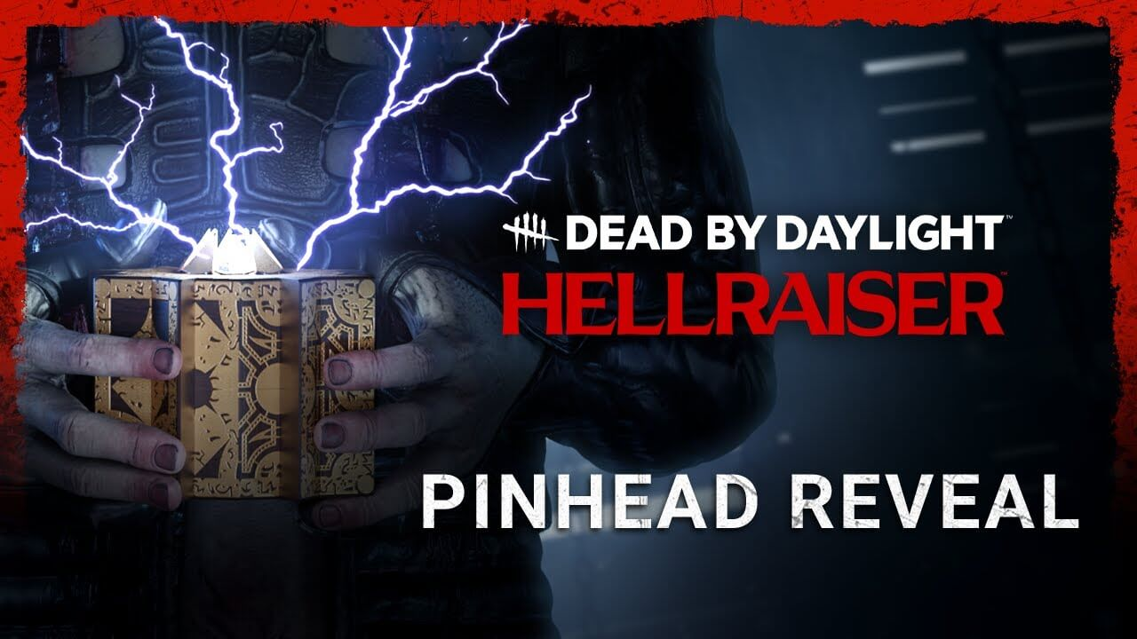 Dead by Daylight se actualiza y añade a Pinhead como asesino