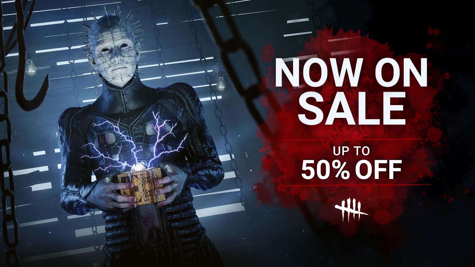 Dead by Daylight   Casi todos los DLCs están al 50% de descuento