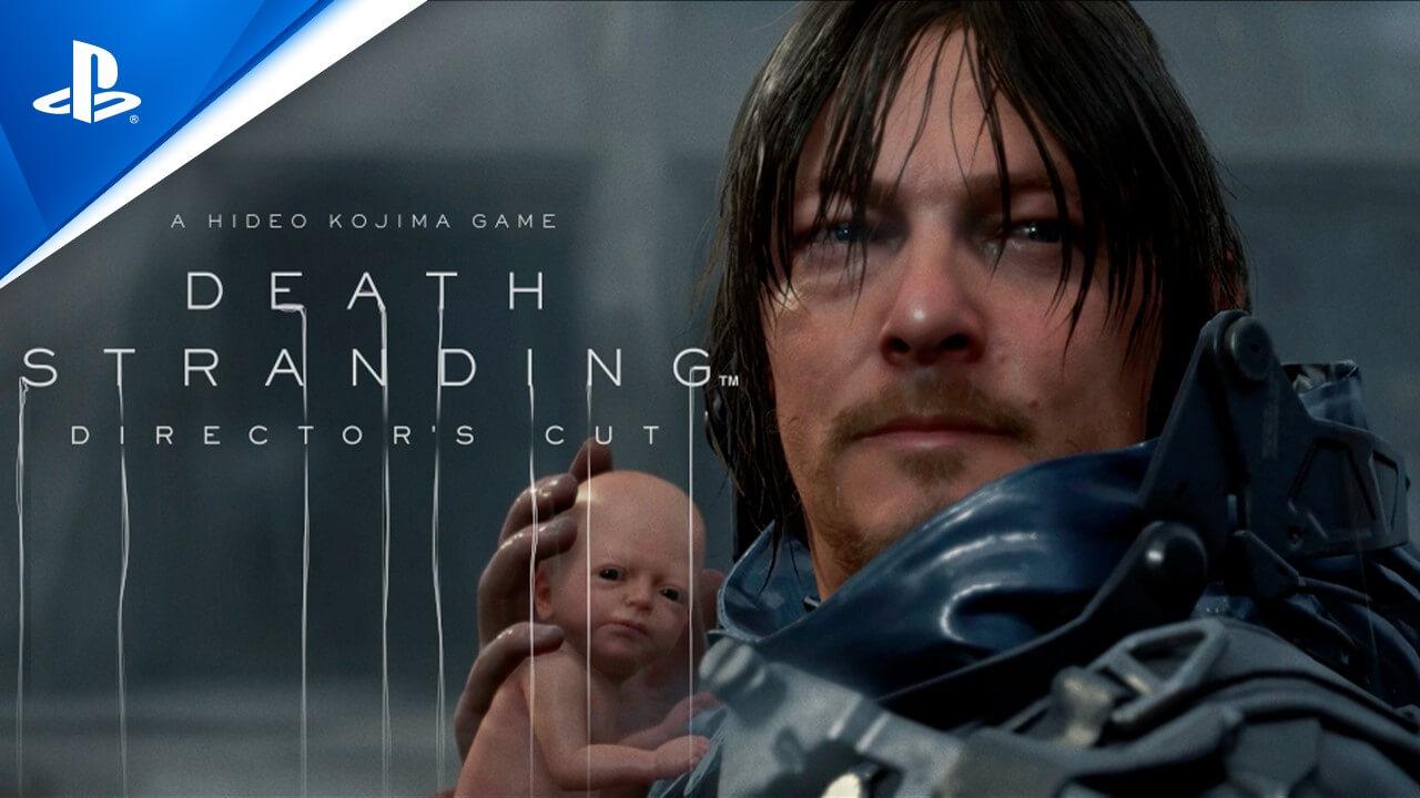 Death Stranding Director's Cut presenta su tráiler final editado por Hideo Kojima