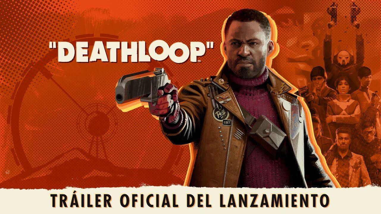 Deathloop prepara su estreno con su espectacular tráiler de lanzamiento