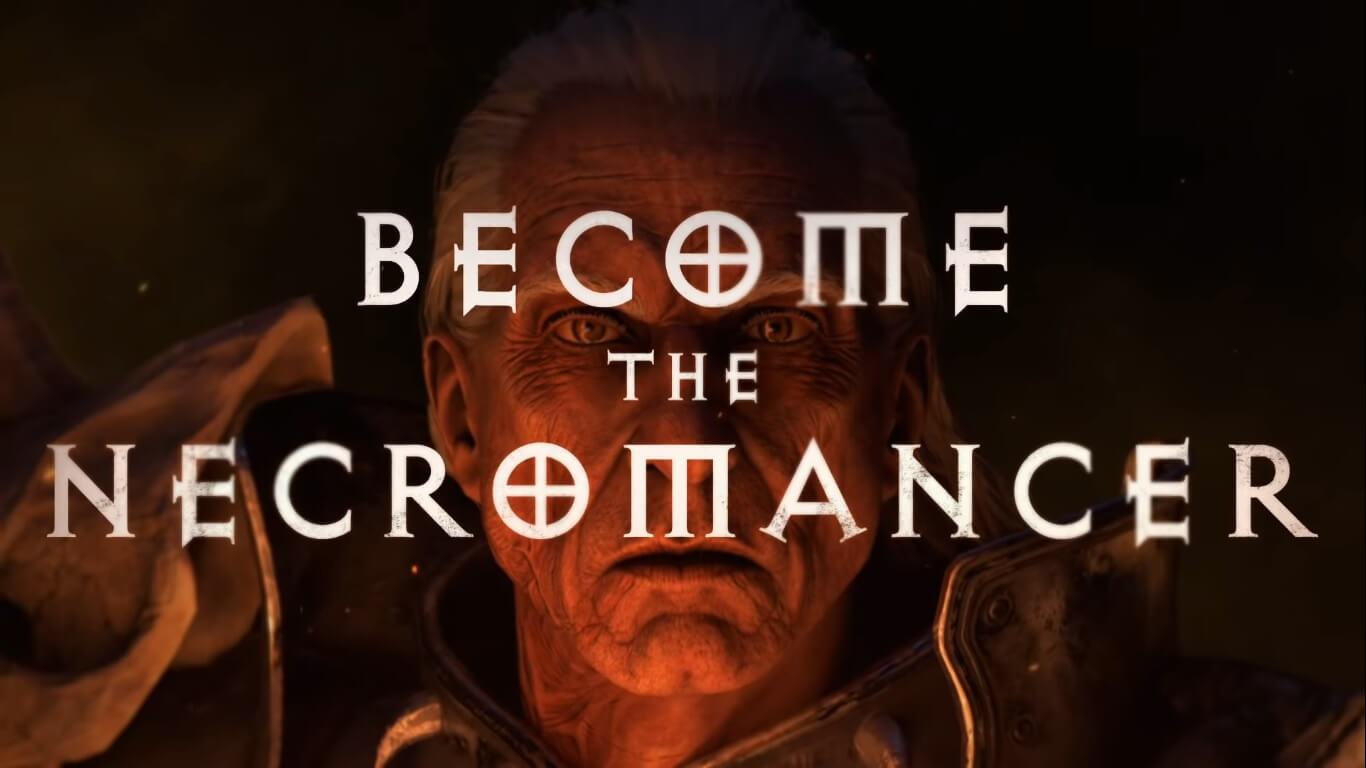 Diablo II Resurrected muestra a su clase Nigromante en un nuevo tráiler