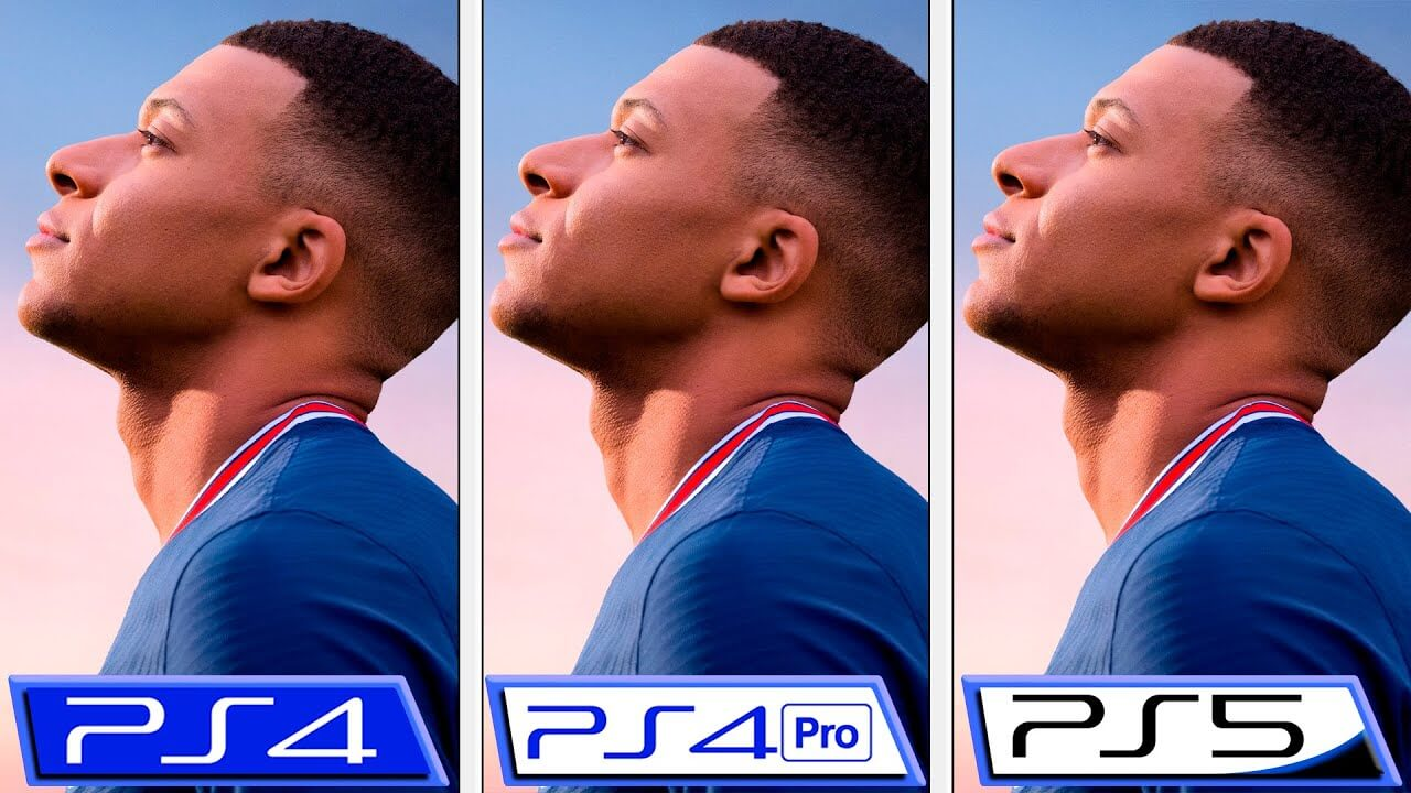 ¿Cómo luce FIFA 22 en PS5 y PS4? Aquí te dejamos una comparativa gráfica