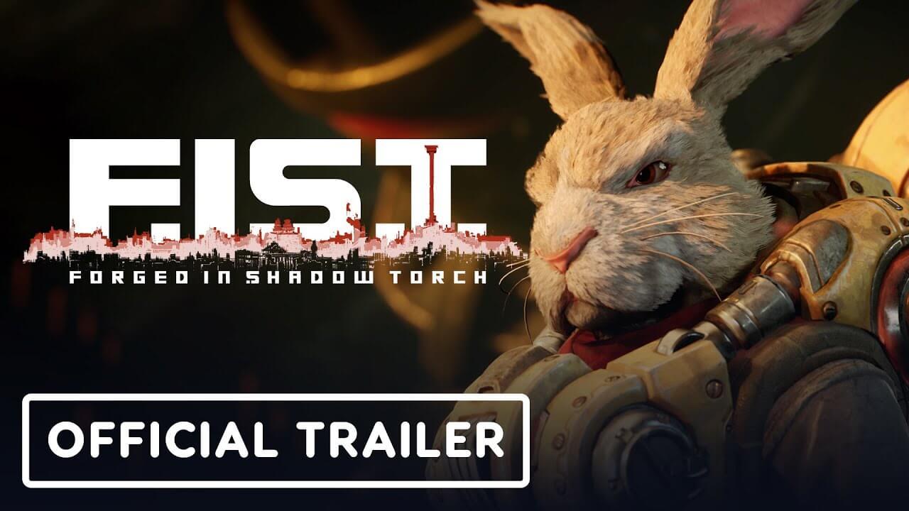 El metroidvania F.I.S.T: Forged in Shadow Torch muestra su acción en su tráiler de lanzamiento