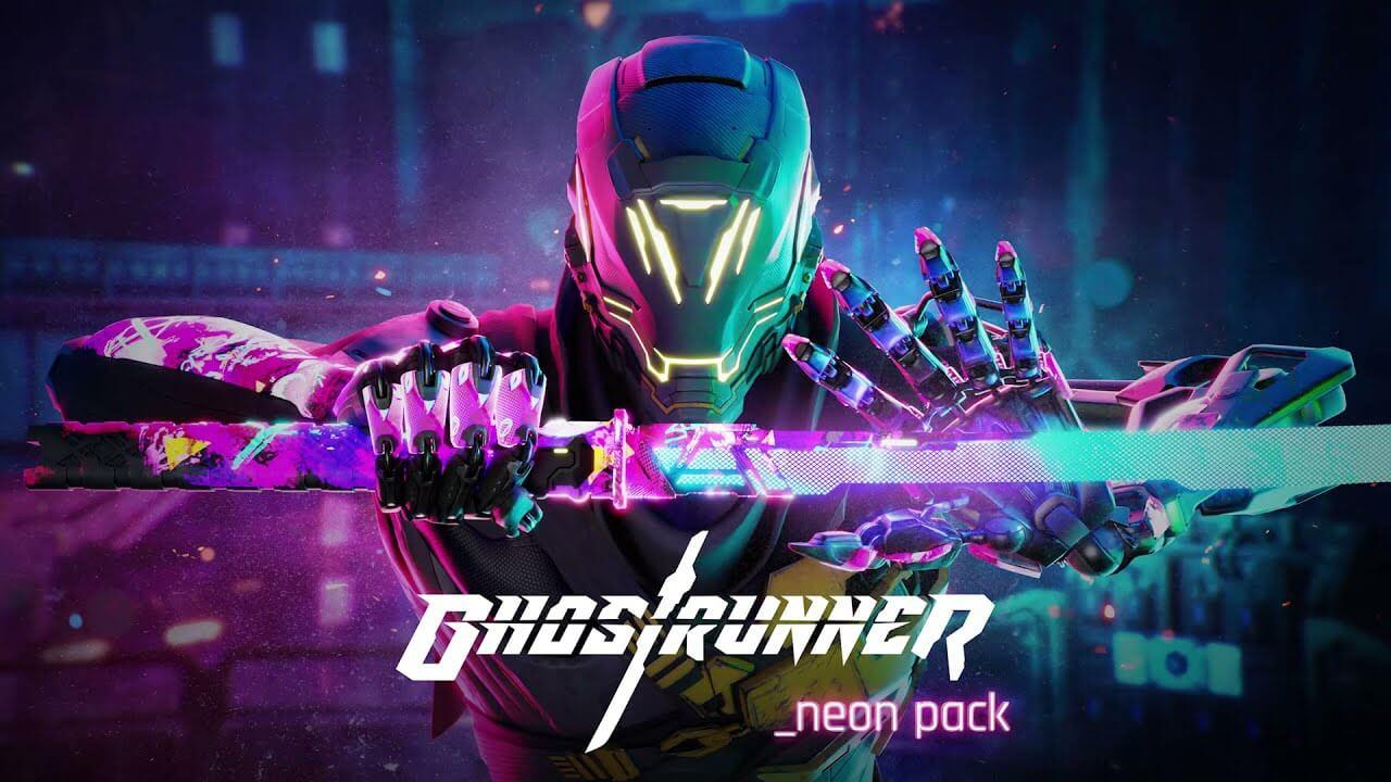 Ghostrunner recibe un DLC gratuito con dos nuevos modos de juego