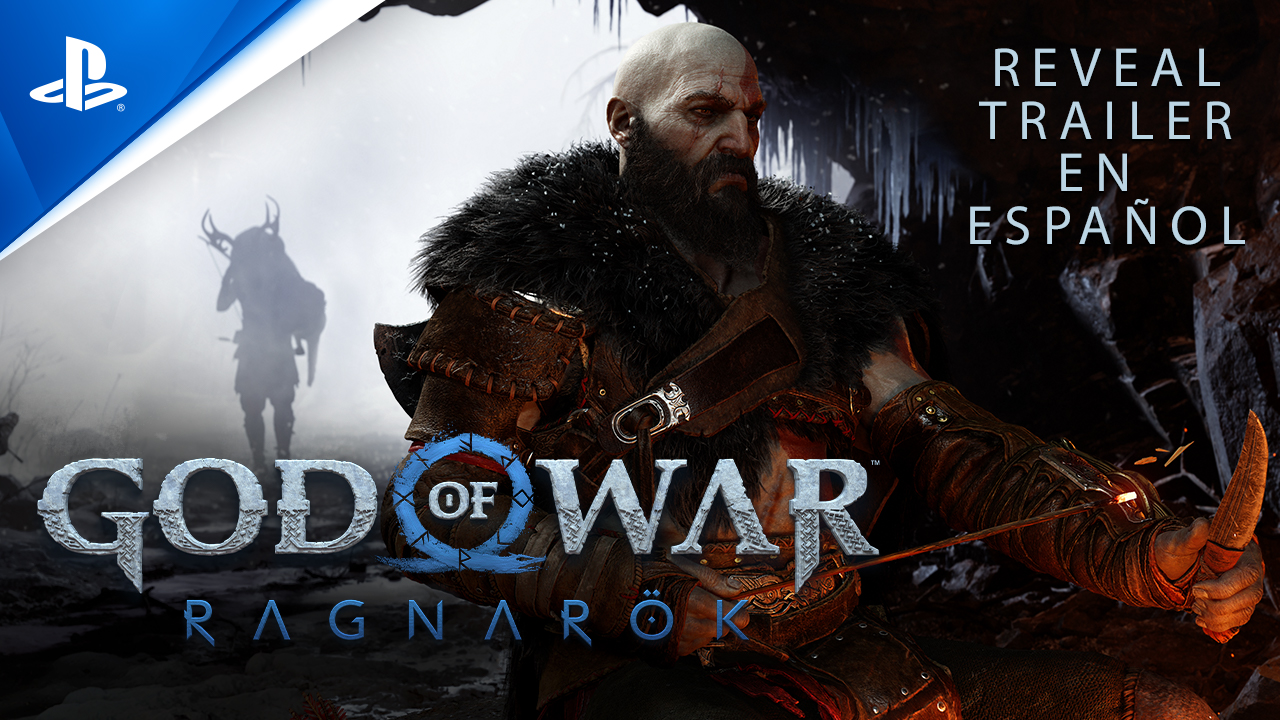 God of War Ragnarok estrena su tráiler con voces en español