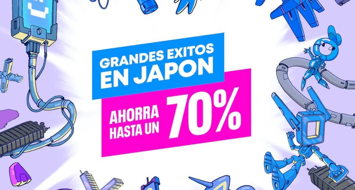 La promoción Grandes Éxitos en Japón llega a la PS Store con grandes descuentos