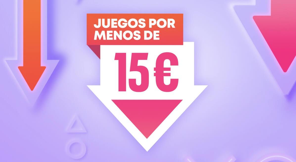 Llega una nueva oleada de Juegos por menos de 15 euros a la PS Store