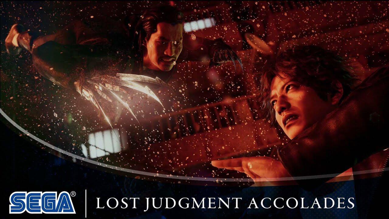 Lost Judgment celebra su estreno con un nuevo tráiler