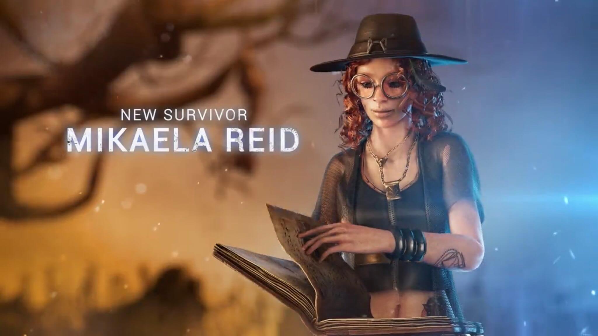 Dead by Daylight presenta a su nueva survivor: Mikaela Reid
