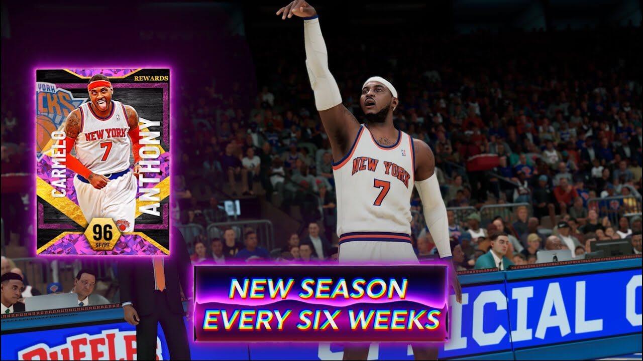 NBA 2K22 ha detallado las novedades del modo MyTEAM en un tráiler
