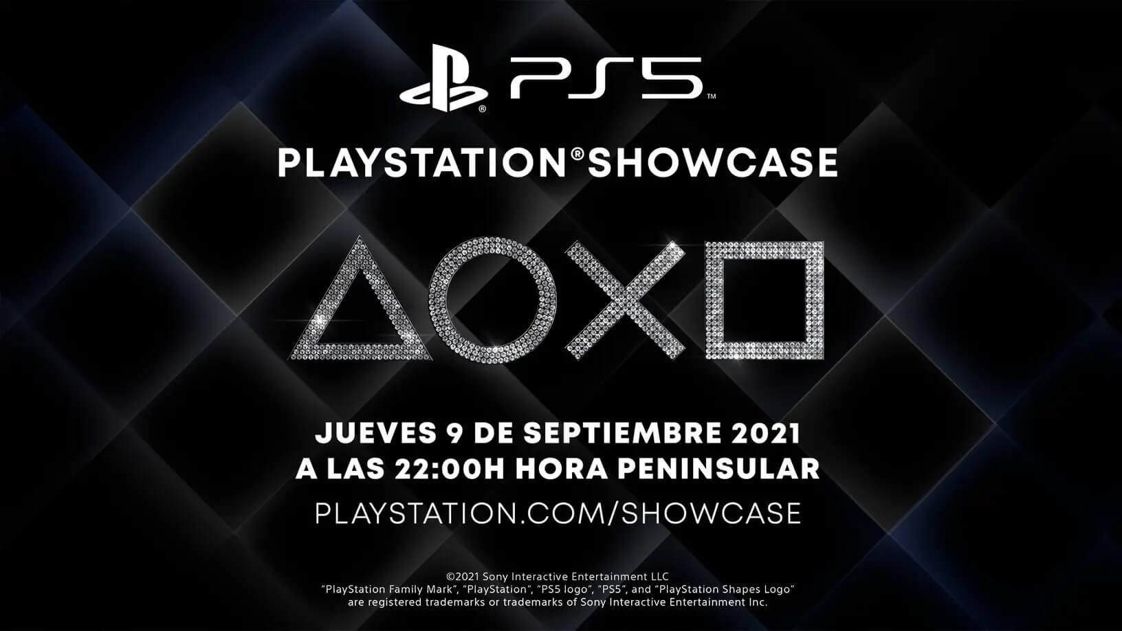 Sony anuncia un PlayStation Showcase con novedades para este 9 de septiembre