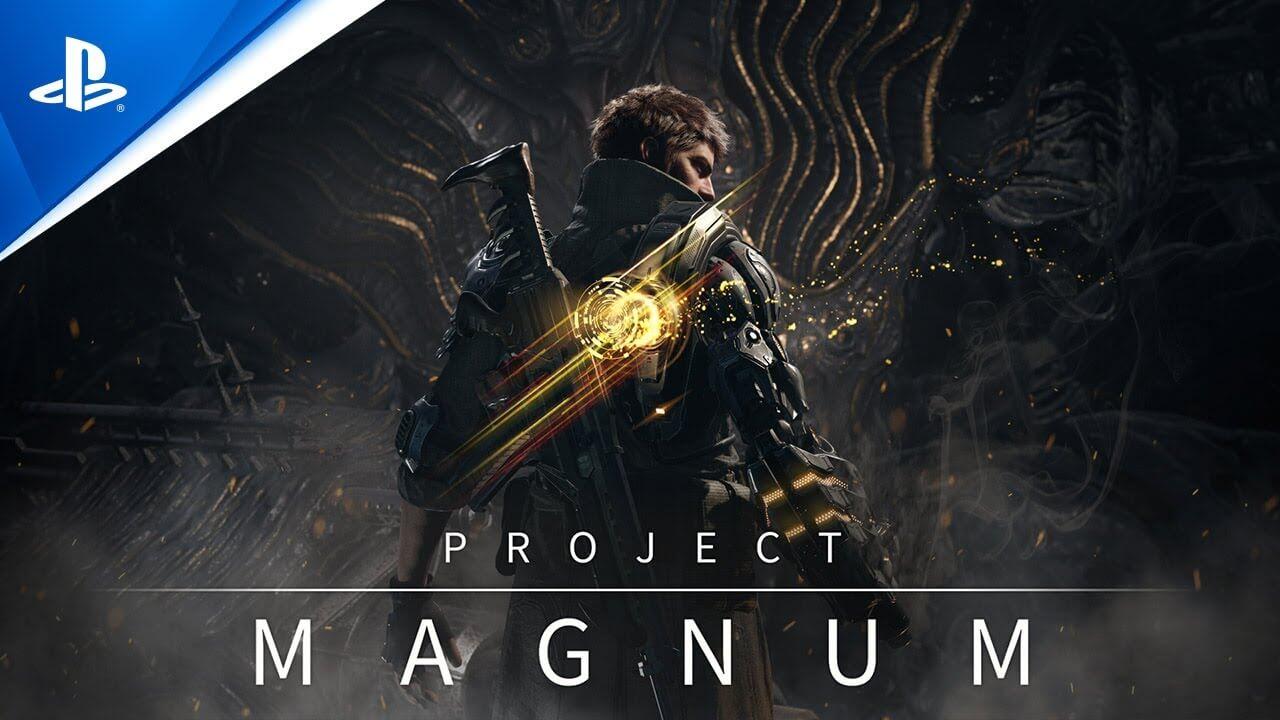 Así es Project Magnum, un nuevo shooter looter anunciado para PS5 y PS4