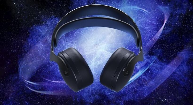 PlayStation presenta los nuevos auriculares Pulse 3D Midnight Black