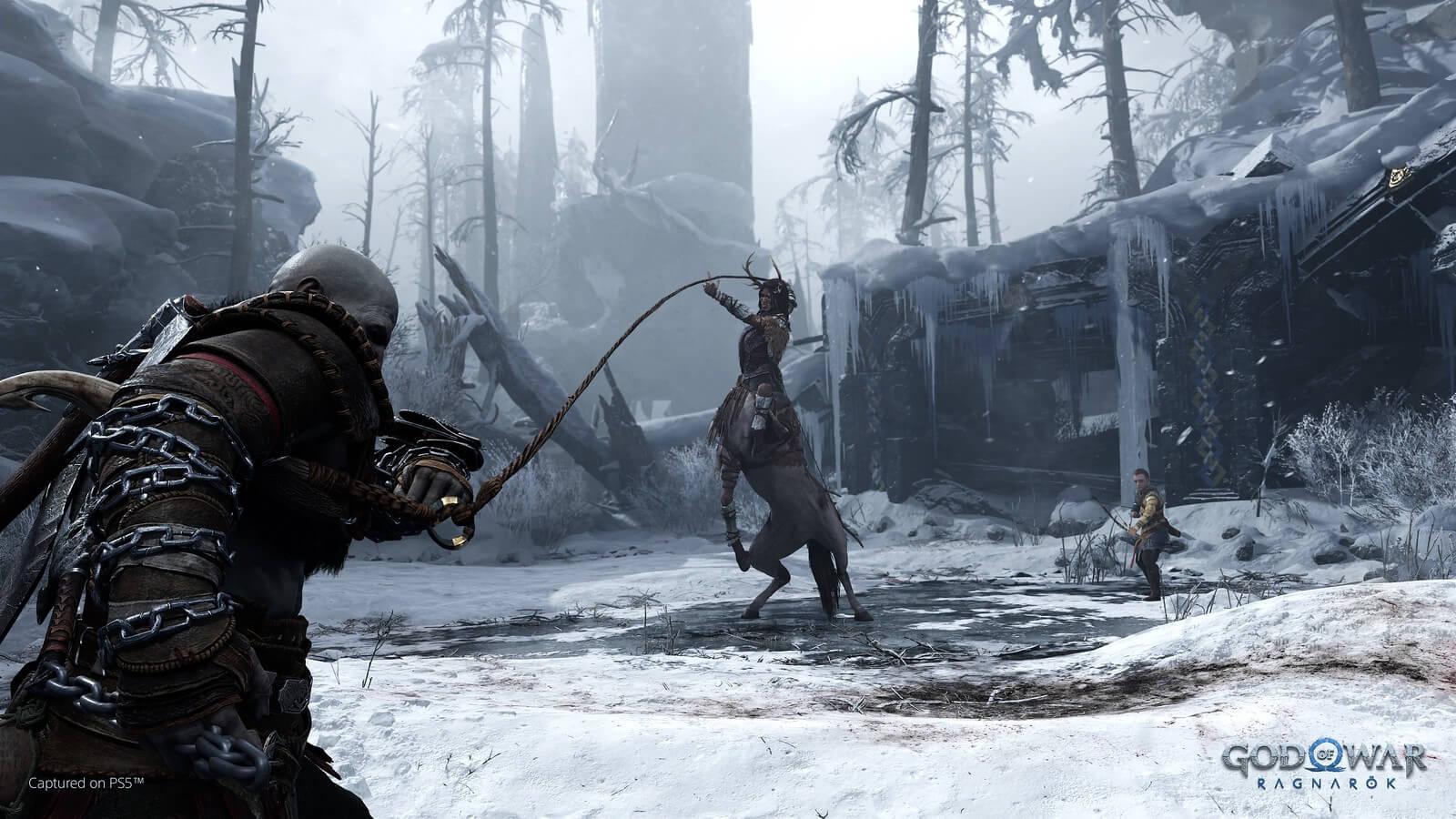 God of War Ragnarok tendrá nuevas Valkyrias y un nuevo tipo de enemigo